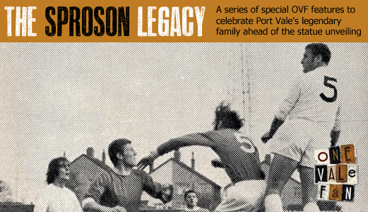 Roy Sproson: head and shoulders above the rest