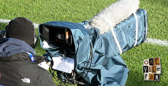 Port Vale match is to be televised