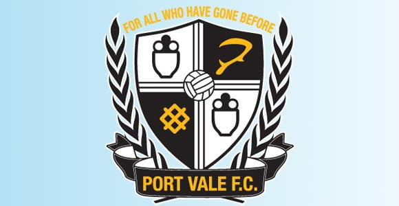 Vale ask fans to vote on new club crest
