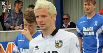 Port Vale defender Ryan McGivern - AS Photos