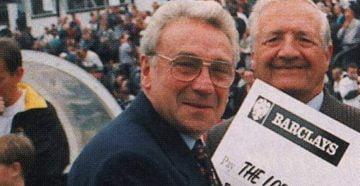 Port Vale chairman Bill Bell