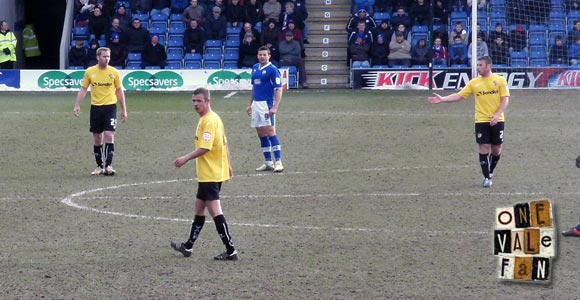 Gallery: Chesterfield away