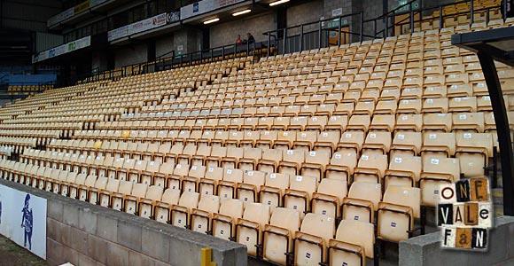 Port Vale seats