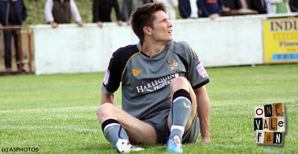 Ryan Burge - Port Vale