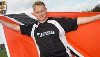 Port Vale winger Chris Birchall