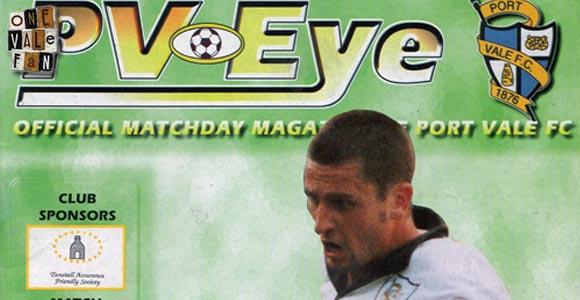 Port Vale v Huddersfield, 1997
