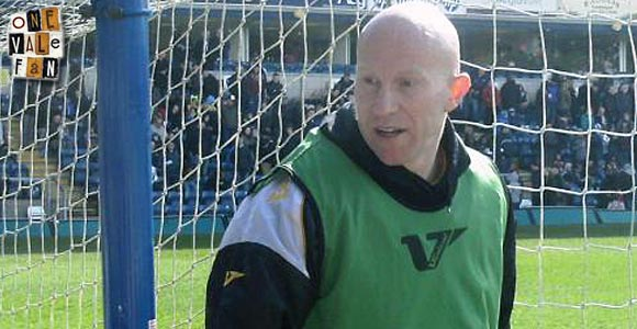 "Port Vale ""helping out"" Hughes with training invite"