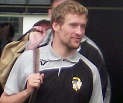 Port Vale midfielder Kingsley James