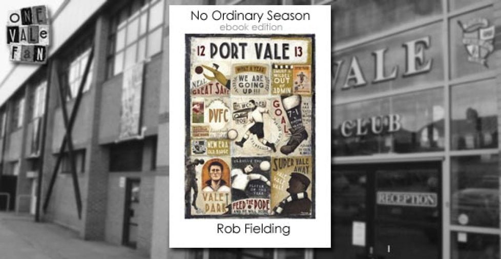 No Ordinary Season book