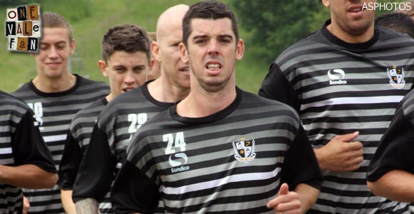 Former Valiant Duffy joins Notts County