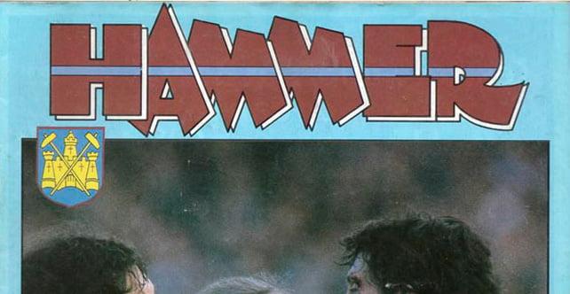 West Ham v Port Vale, 1985