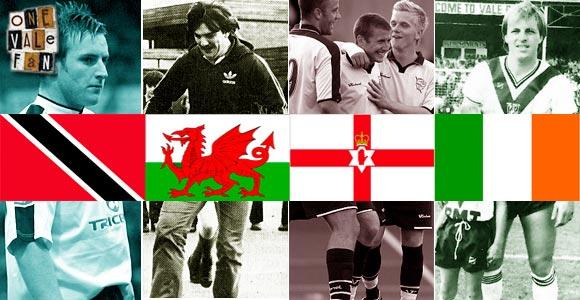 International Port Vale players