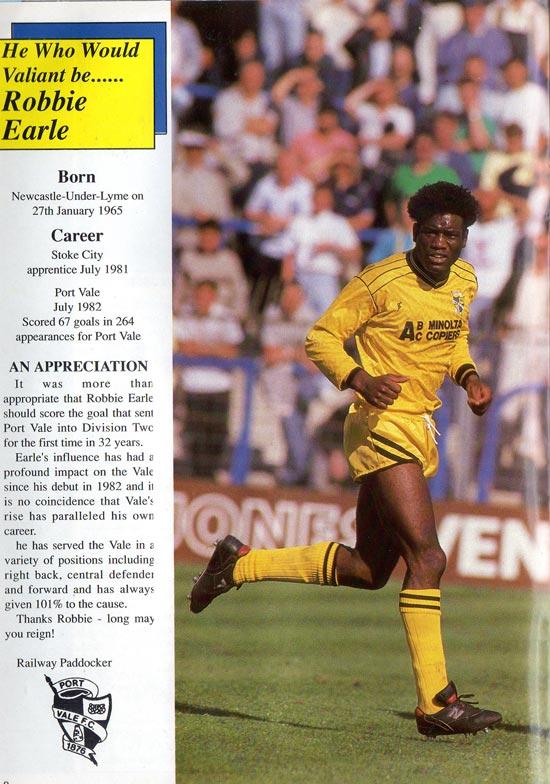 Robbie Earle