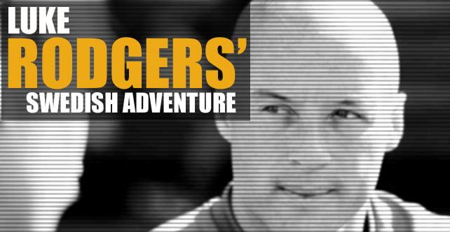 Luke Rodgers interview