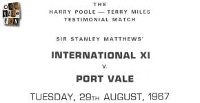 The Harry Poole and Terry Miles testimonial