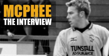 Steve McPhee interview