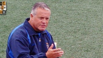 Port Vale manager Micky Adams