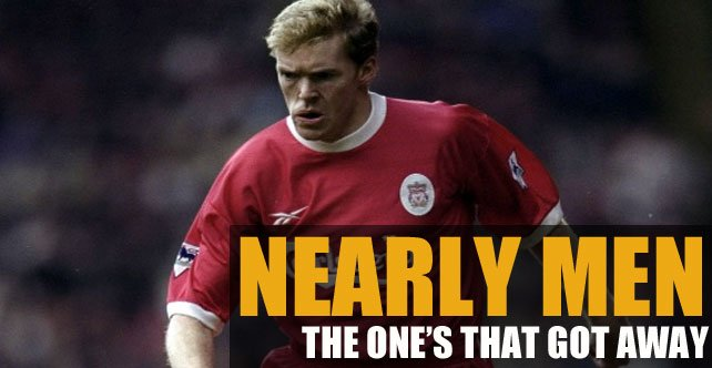 Nearly men number three: Steve Staunton
