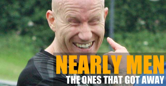 Nearly Men number four: Lee Hughes