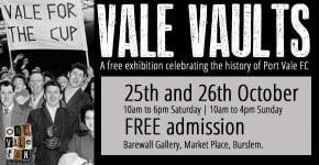 Vale Vaults exhibition