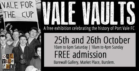 Vale Vaults exhibition