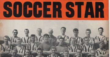 Soccer Star magazine front cover