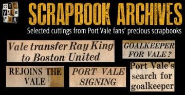 Scrapbook Archives - wanted one keeper