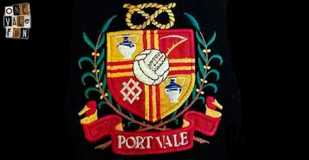 Port Vale FC red crest