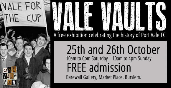 What's on show at Vale Vaults?