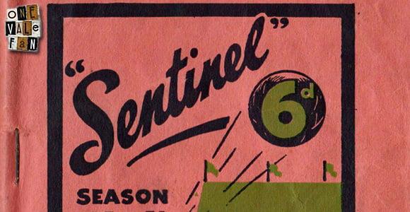 Sentinel season preview 1950-51