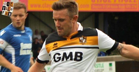 Port Vale defender Adam Yates - AS Photos