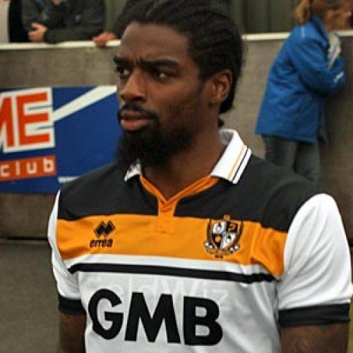 Port Vale midfielder Anthony Grant