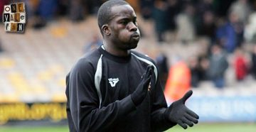 Port Vale midfielder Anthony Griffith