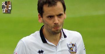 Port Vale defender Ben Purkiss
