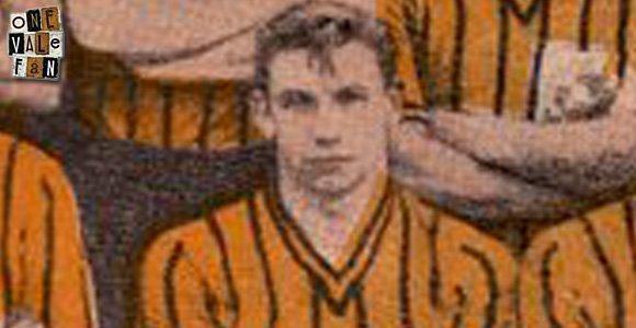 Former Port Vale striker Bert Llewellyn passes away