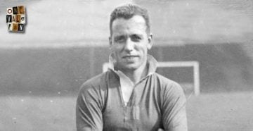 Port Vale player Bob Connelly