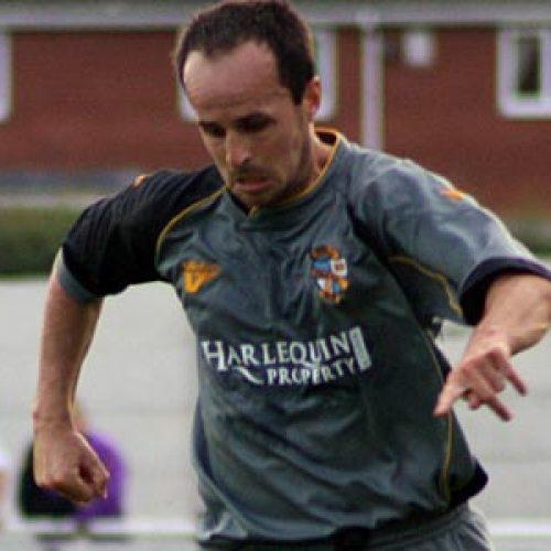 Port Vale midfielder Chris Shuker