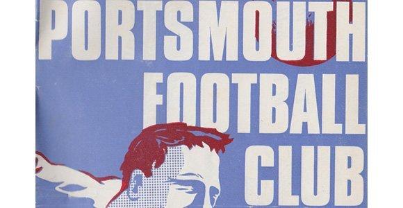 Portsmouth v Port Vale matchday programme, 1967