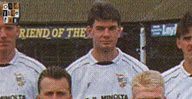 Port Vale defender Gary West