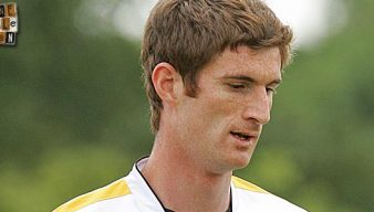 Port Vale defender George Pilkington