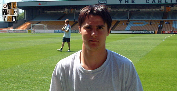 Ian Armstrong - Port Vale