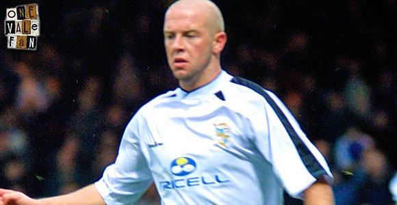 Port Vale defender James O'Connor