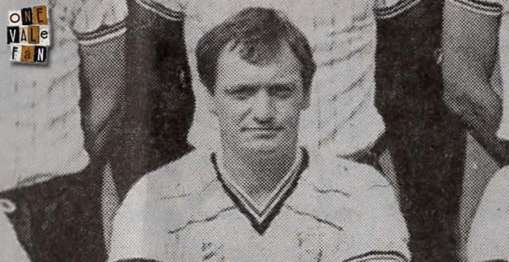 Port Vale midfielder Jeff Johnson