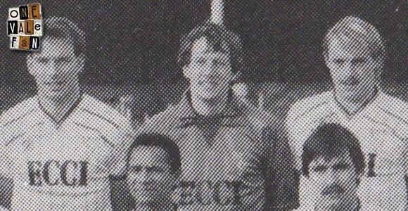 Jim Arnold - Port Vale