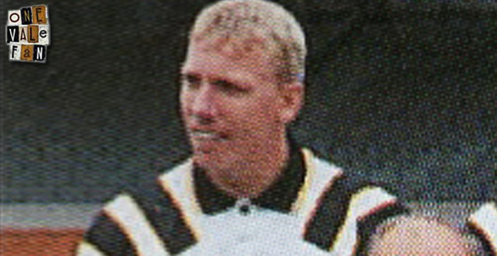 Joe Allon - Port Vale