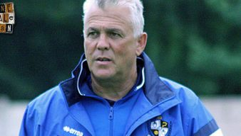 Port Vale coach Mark Grew