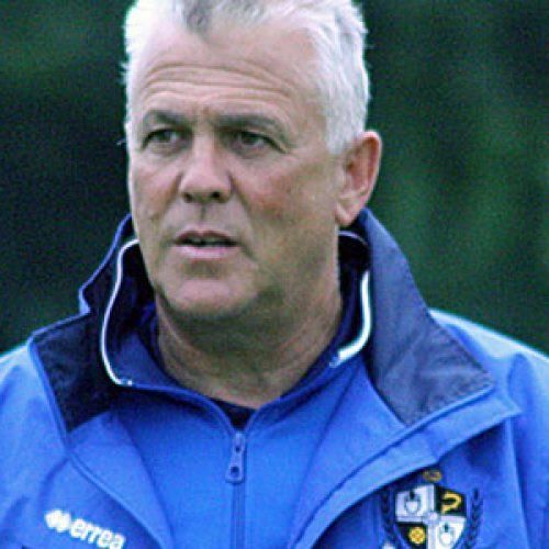 Port Vale coach Mark Grew
