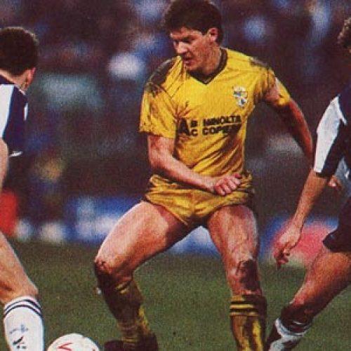 Port Vale midfielder Ray Walker
