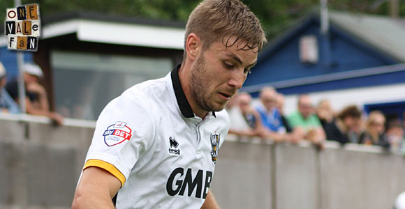 Sam Foley says Port Vale were complacent