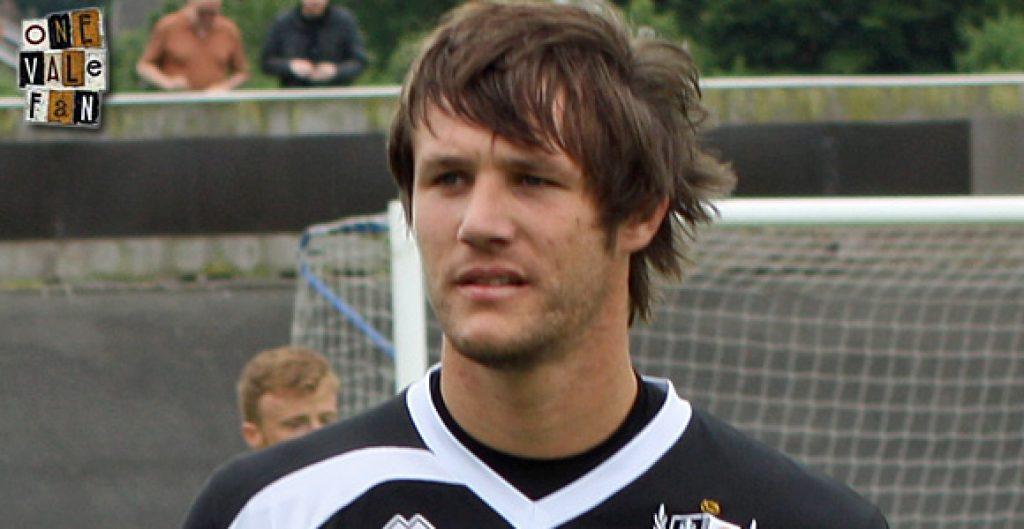 Port Vale goalkeeper Sam Johnson